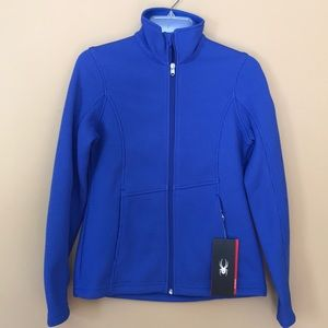 NWT Spyder Endure Full ZIP Stryke Jacket Small
